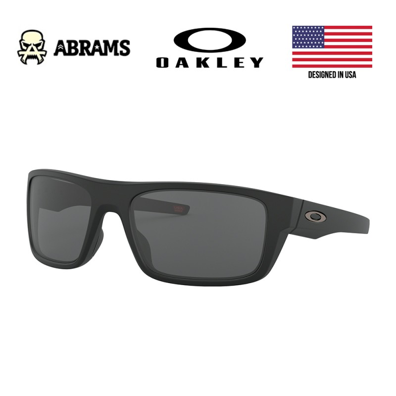 Очки Oakley Drop Point Matte Black Grey