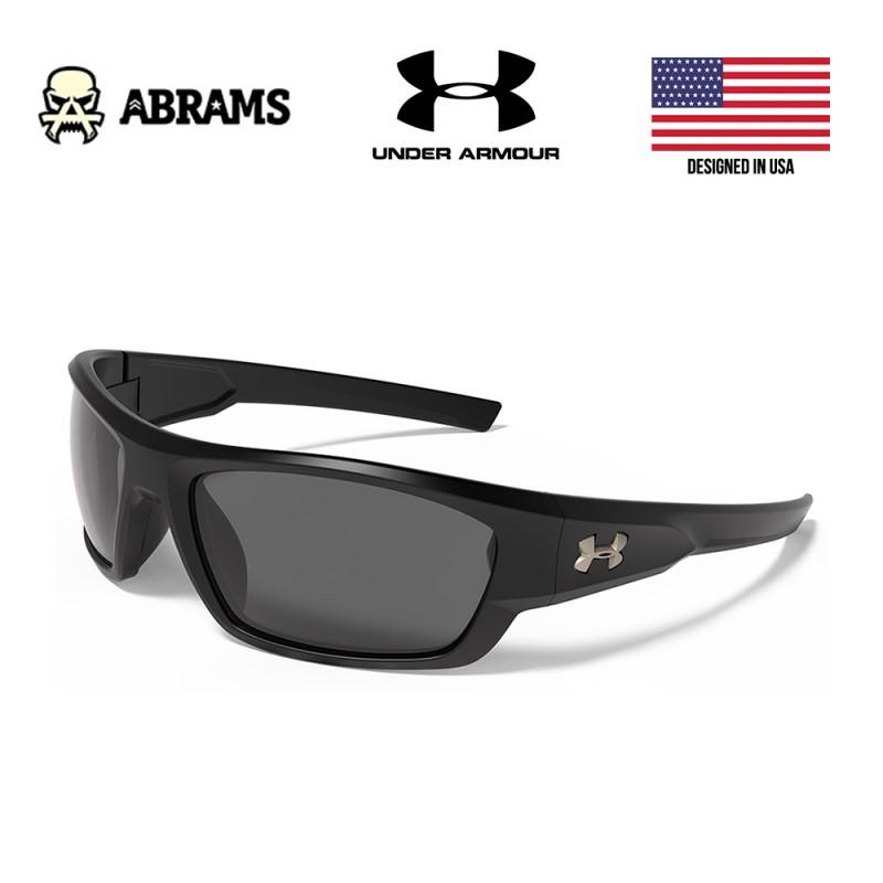 Очки Under Armour Force Storm Sunglasses Satin Black Gray