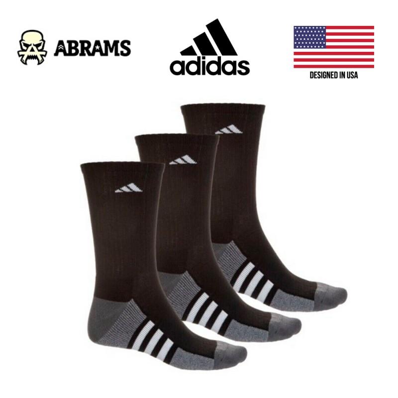 Носки Adidas Cushioned Crew Socks White Moisture Wicking (3 пары)