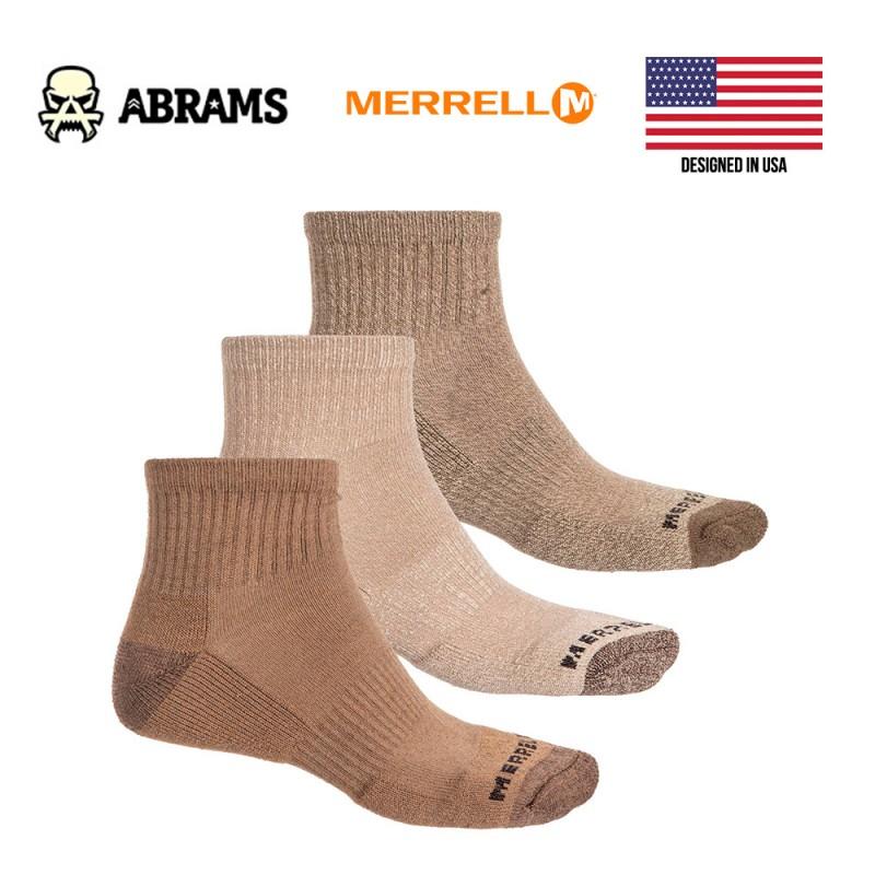 Носки Merrell Hiker Quarter Wool Blend (3 пары)