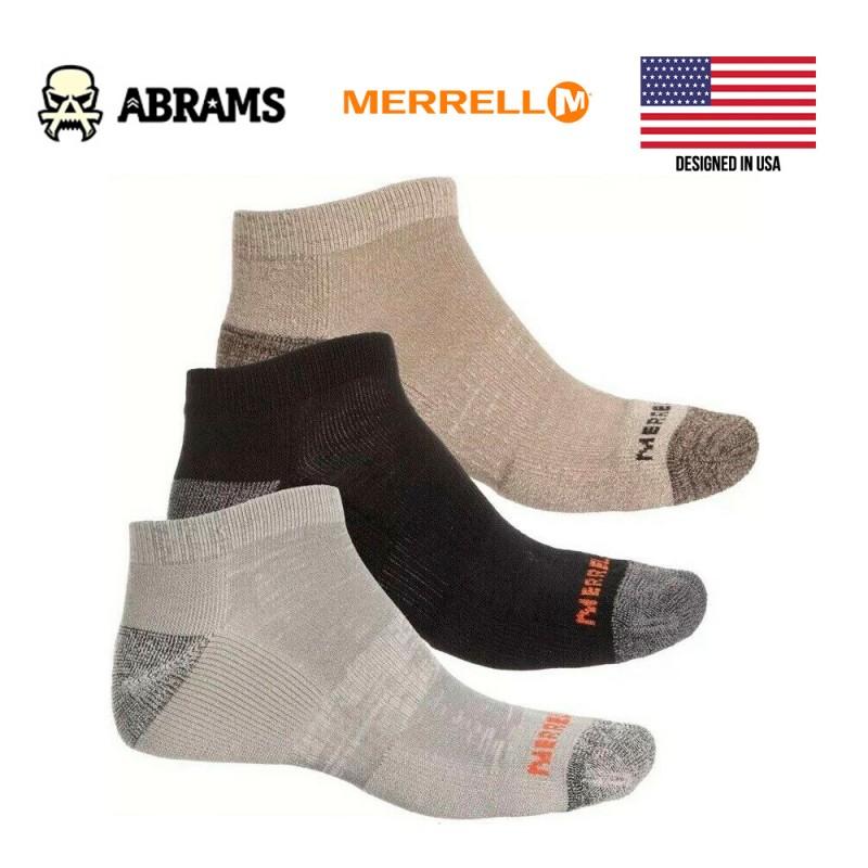 Носки Merrell Low Cut Acrylic Wool Blend (3 пары)