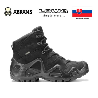 Ботинки Lowa Zephyr GTX® MID TF (Black)