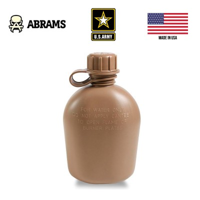 Фляга US Military Army (1 Quart) Coyote