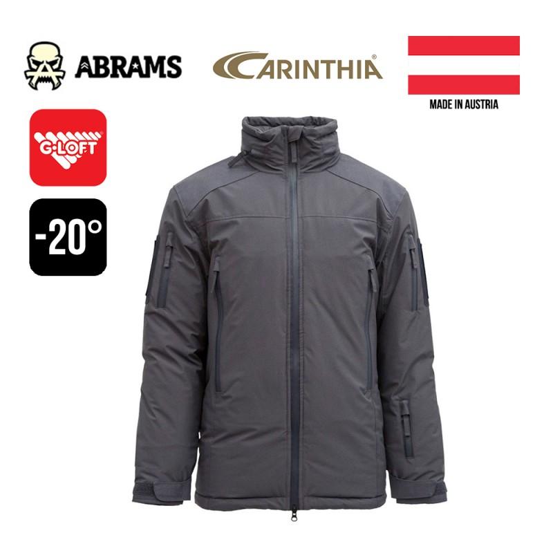Куртка зимняя Carinthia HIG 3.0 G-Loft - Grey