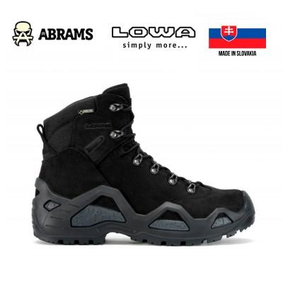 Ботинки тактические Lowa Z-6S GTX Black