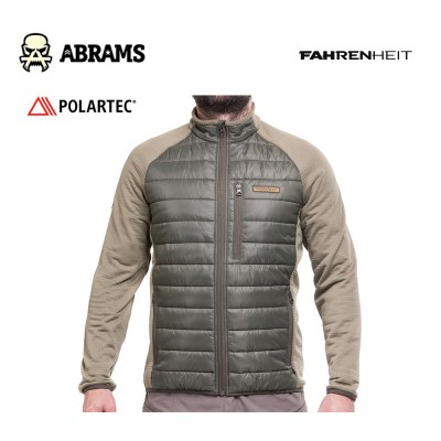 Куртка Fahrenheit Polartec Power Grid Сombi Khaki