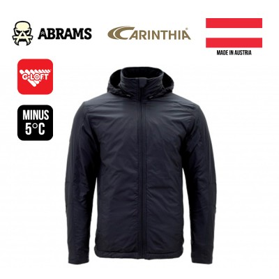 Куртка осенняя Carinthia LIG 4.0 Jacket G-Loft - Black