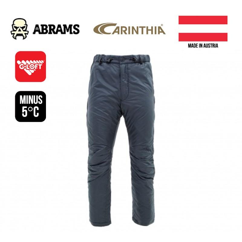 Штаны утепленные Carinthia LIG 4.0 Trousers Grey