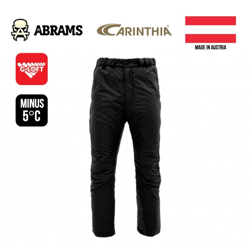Штаны утепленные Carinthia LIG 4.0 Trousers Black