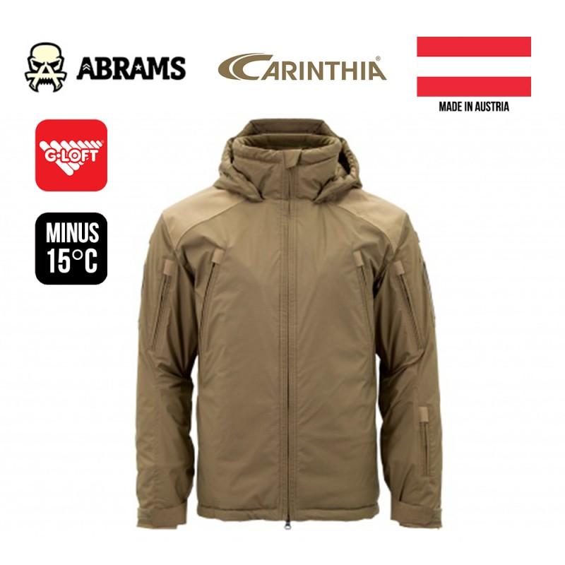 Куртка зимняя Carinthia MIG 4.0 G-Loft - Coyote