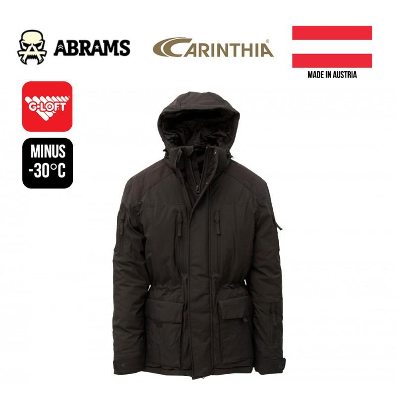 Куртка зимняя Carinthia ECIG 3.0 G-Loft Jacket Black Edition