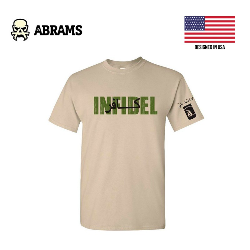 Футболка Desert Tan Infidel Large