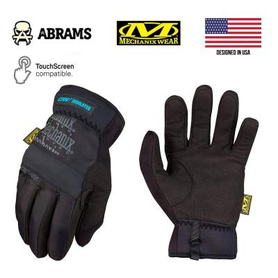Перчатки тактические Mechanix FastFit Insulated Gloves Black