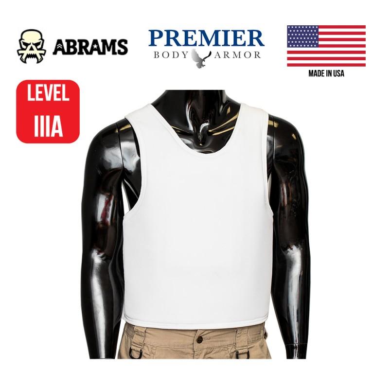 Бронежилет прихованого носіння Premier Body Armor Discreet Executive Vest (ПІД ЗАМОВЛЕННЯ)