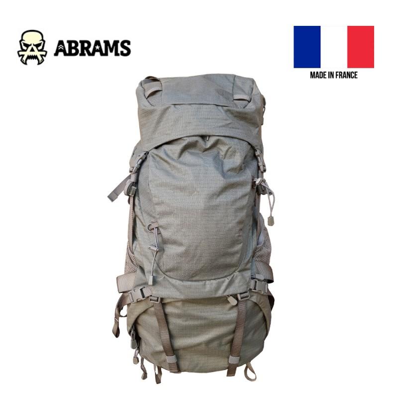 Французький рюкзак SAC de Montagne Modulable Olive (70 літрів)