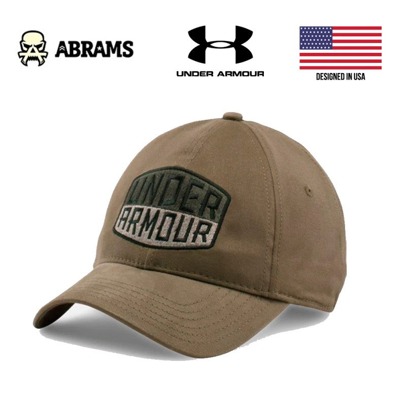 Кепка Under Armour Patch Stretch Fit Cap