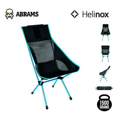 Складаний стілець-крісло Helinox Sunset Chair Black