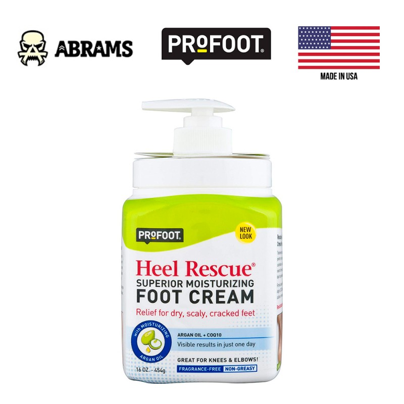 Востанавливающий крем для ног Heel Rescue Foot Cream 454 g