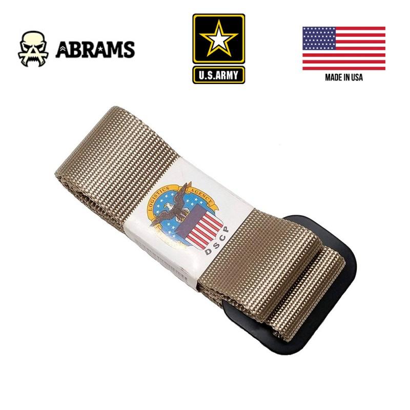 Уставной ремень армии США DSCP Riggers Belt TAN