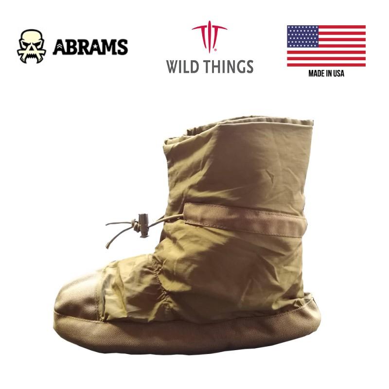 Ботинки для сна (чуни) USMC Primaloft Wild Things Coyote Medium