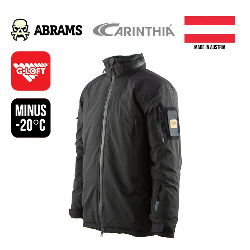 Куртка зимняя Carinthia HIG 3.0 G-Loft - Black