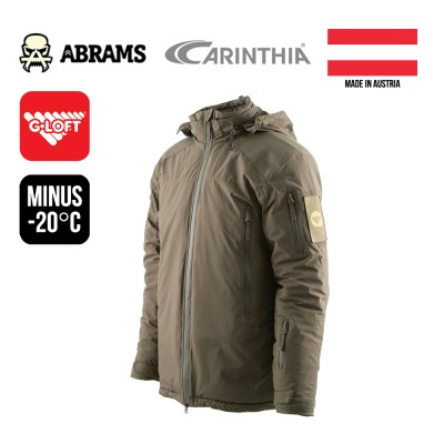 Куртка зимняя Carinthia HIG 3.0 G-Loft - Olive