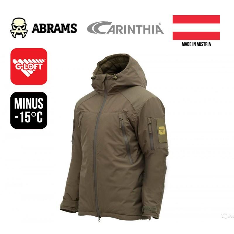 Куртка зимняя Carinthia MIG 3.0 G-Loft - Olive