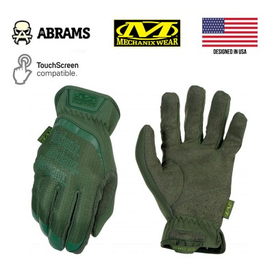 Перчатки Mechanix FastFit® OD Green