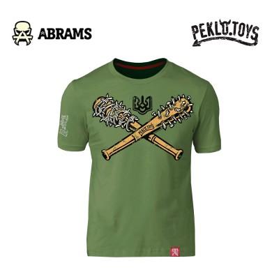 Футболка Peklo Toys Бейсбол Зеленая