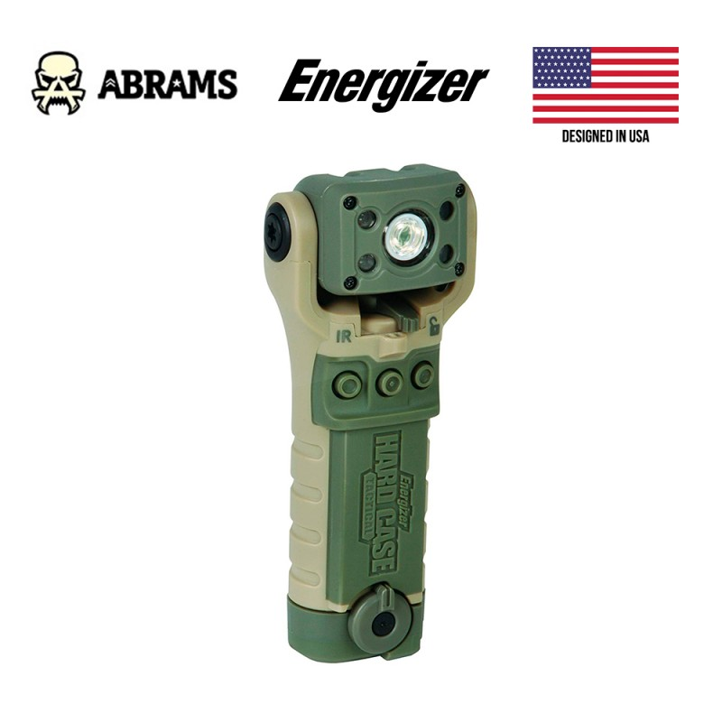 Фонарь Energizer Hard Case Tactical Bravo