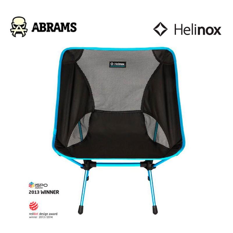 Стул складываемый Helinox Chair One Black XLarge
