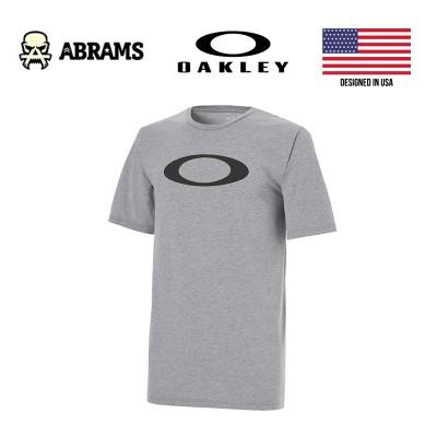 Футболка Oakley 50 Bold Ellipse Tee Stone Gray
