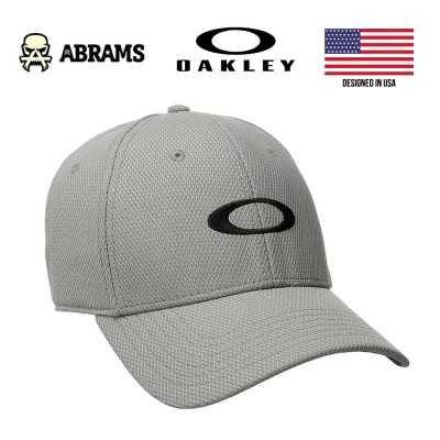 Кепка Oakley Golf Ellipse Hat Stone Gray