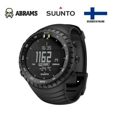 Часы Suunto Core All Black Military