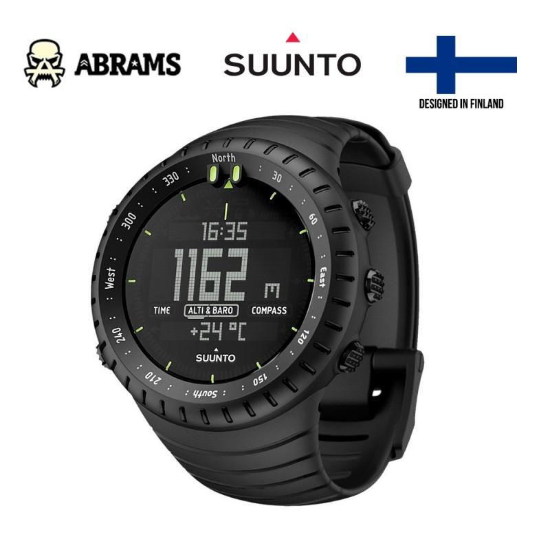 Часы Suunto Core All Black Military