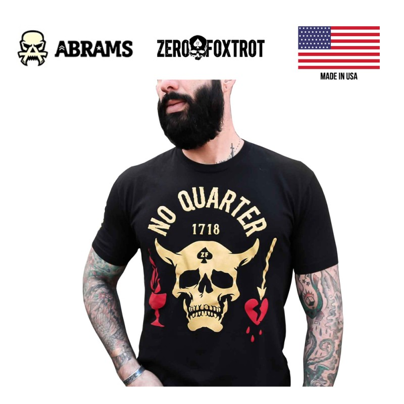 Футболка Zero Foxtrot Blackbeard