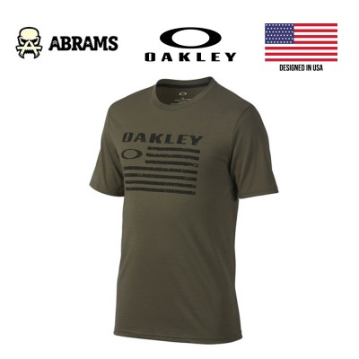 Футболка Oakley O-Flag Dark Brush