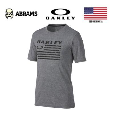 Футболка Oakley O-Flag Shirt Grey