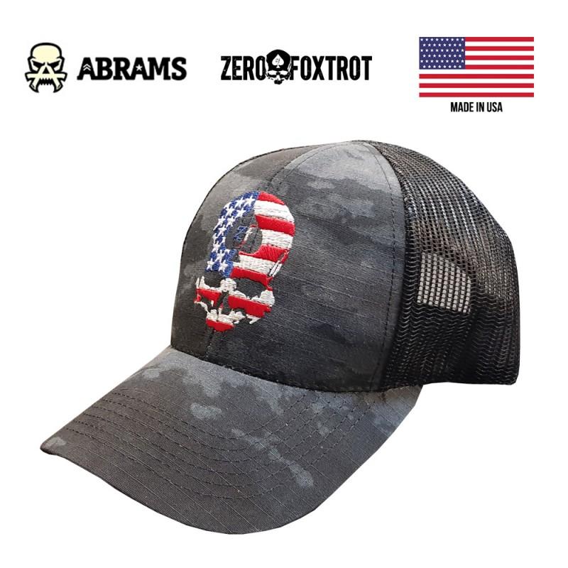 Кепка Zero Foxtrot Americana Atacs