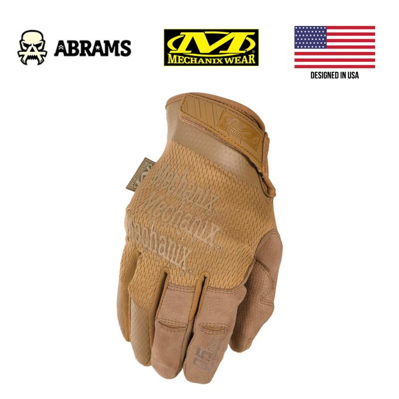 Перчатки тактические Mechanix Specialty 0.5mm Coyote Gloves