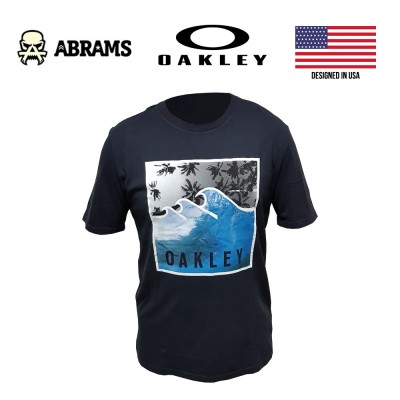 Футболка Oakley SWC Palm Waves