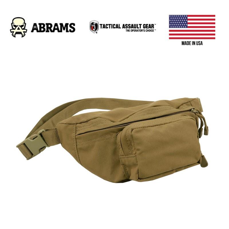 Сумка на пояс Fanny Pack Tactical Assault Gear E & E Bag Coyote