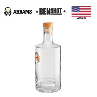 Графин с пулей калибр Expanded 0.45 BenShot Decanter 750 ml