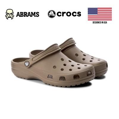 Милитари кроксы Crocs Classic Khaki