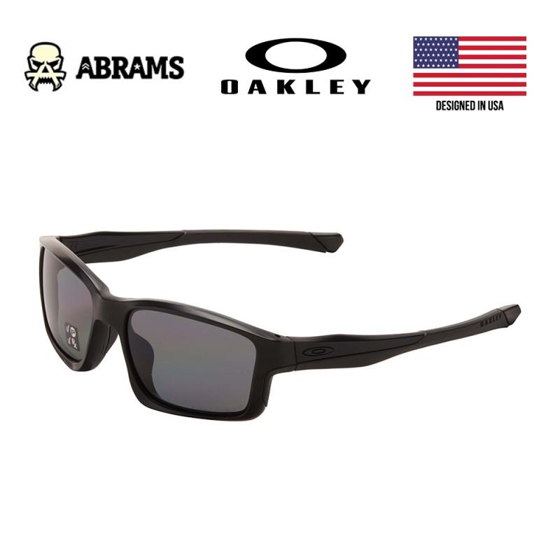 Очки Oakley Chainlink Matte Black Grey Polarized