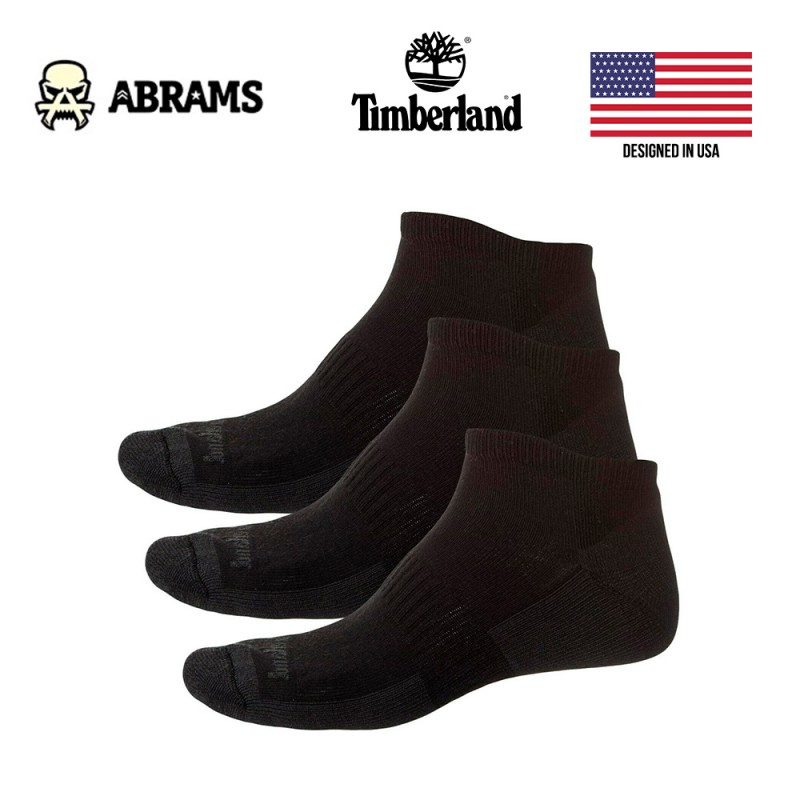 Носки Timberland Low Cut Sock (3 пары)