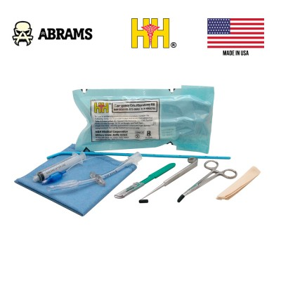 Набор для крикотиреотомии H & H Cricothyrotomy Kit