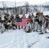 Национальный флаг США всепогодный Annin NYL-GLO® 150x90 см
