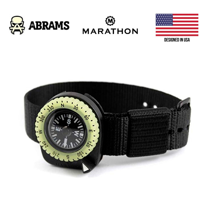 Компас Marathon Watch Clip-On Wrist Compass