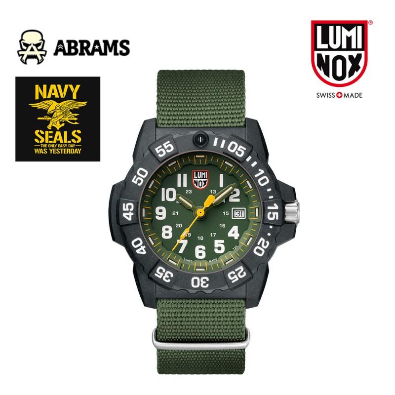 Часы Luminox XS.3517 Navy Seal с тритиевой подсветкой